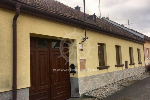 Prodej RD 3+1 v obci Svitávka, okr. Blansko, CP pozemku 627 m2