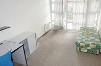 (P06-1) Pronájem vybaveného pokoje s terasou, Brno - Královo pole, ul. Palackého třída, UP 15 m2