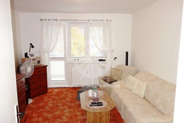 Prodej, Byt 2+1, 50,5 m² + balkon cca 5 m2 + 2x sklep 5,4 m2 - Brno - Žabovřesky, ul. Spojovací