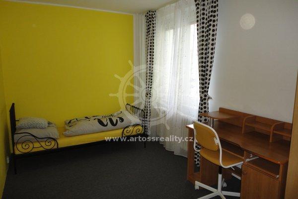 Pronájem zařízeného pokoje, ulice Spodní, Brno - Bohunice, CP 12,7m2