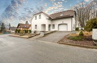 Prodej, Rodinný dům, se zahradou a garáží  - Polná, CP 728m²