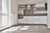 Pronájem novostavby bytu 2+kk s lodžií, Šlapanice, ul. Brněnská pole, UP 45 m²