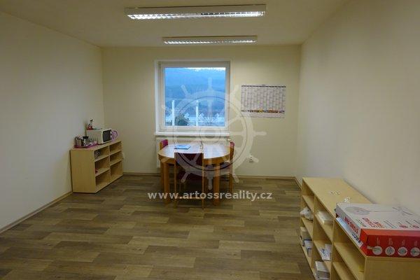 Pronájem, kancelář, ulice Pražská, Blansko, CP 26 m²