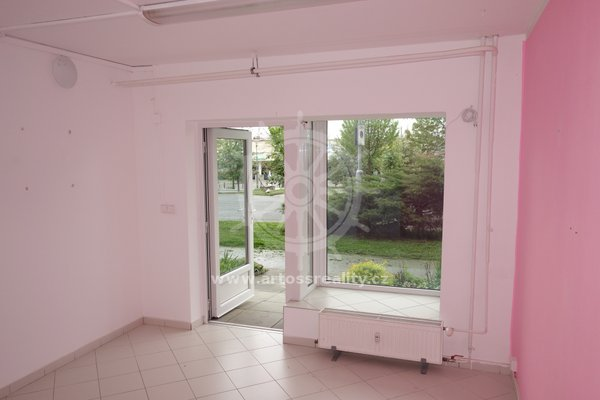 Pronájem, Obchodní nebo kancelářské prostory, výloha, Brno Bystrc, ul. Kubíčkova, 16 m²