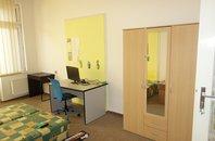 (P06-4) Pronájem vybavený pokoj, balkon, Brno - Královo pole, ul. Palackého třída, UP 18 m2,