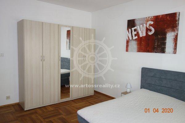 (41/8) Pronájem, zařízený Byt 2+1, 51 m² - Brno - Staré Brno, ul. Pekařská