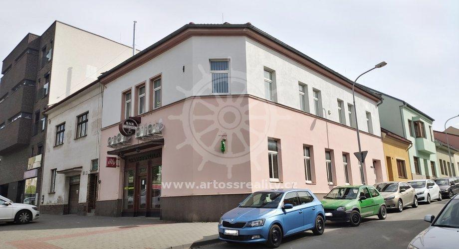 Pronájem obchodního prostoru, ul. Minská, Brno - Žabovřesky, CP 180 m²