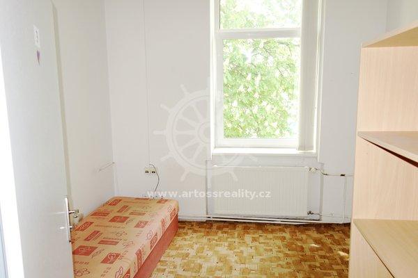 SM04-3 Pronájem, zařízený pokoj, 10m² - Brno - Židenice, ul. Šámalova