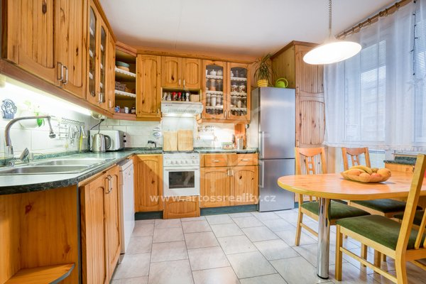 Prodej, byt 3+1, ulice Okružní, Blansko, sídliště Zborovce, CP-90 m² - Blansko