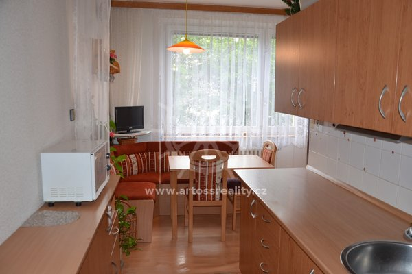 Prodej bytu 1+1 35 m², Vondrákova ulice, Brno-Bystrc