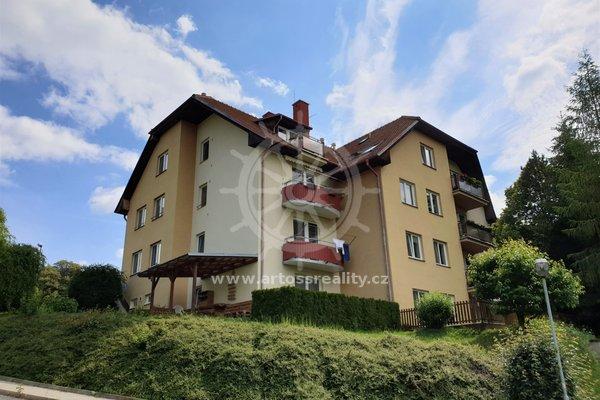 Prostorný a moderní cihlový byt 3+kk, 66 m2, Řícmanice, Brno - venkov
