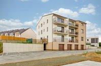 Prodej novostavby bytu 3+1 s balkonem, CP 80 m2