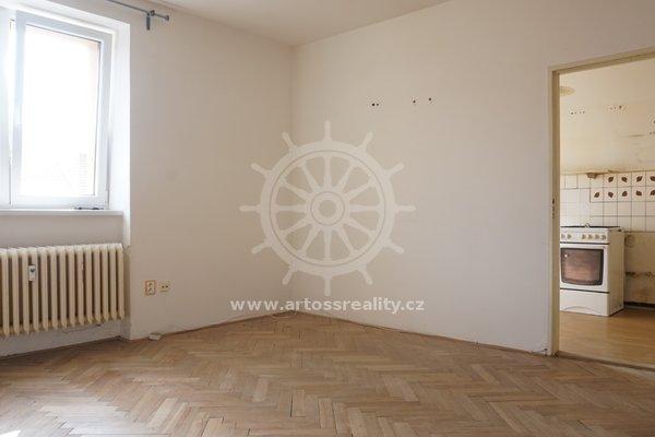 Prodej, Byt OV 2+1, 61 m² s lodžií - Brno - Purkyňova, Královo Pole
