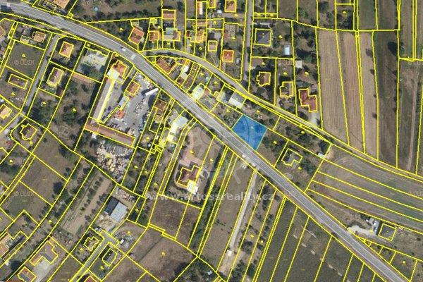 Prodej pozemku určeného ke stavbě rodinného domu 734 m2 ve Velké Bíteši