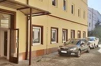 Pronájem kanceláře / skladu se zázemím, Brno, ul. Cejl - UP 54m²
