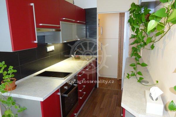 Pronájem, byt 1+1, ulice Komenského, Letovice, CP 36 m² - Letovice