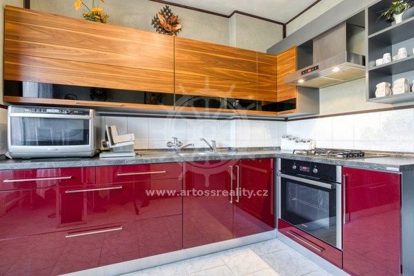Prodej bytu 3+1 s balkonem, obec Malešovice, Brno-venkov, CP 88,68m2
