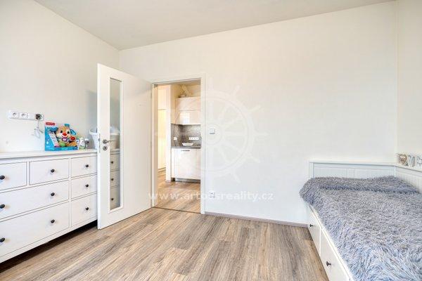 Prodej novostavby bytu 2+kk s balkonem CP 60 m2