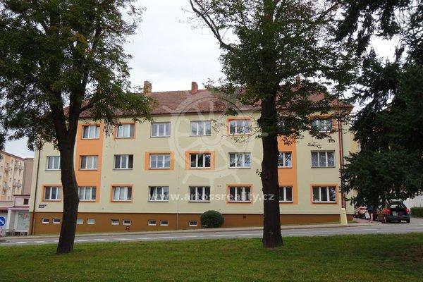 Pronájem, byt 1+1, ulice Sadová, Blansko CP 37 m² - Blansko