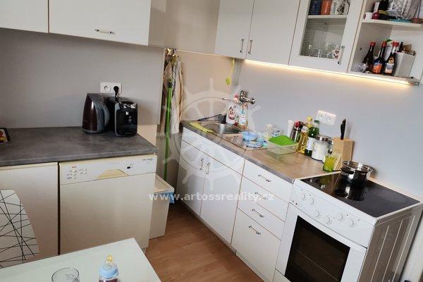 Pronájem, byt 1+1, ulice Chelčického, Blansko, CP 30m² - Blansko