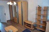 Pronájem, Byty 3+1, 76m² - Brno - Bystrc, ulice Rerychova 2, částečně zařízeno, prostorná lodžie 3,7m2