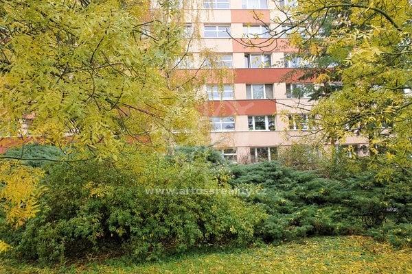 Pronájem bytu 1+kk Brno Lesná