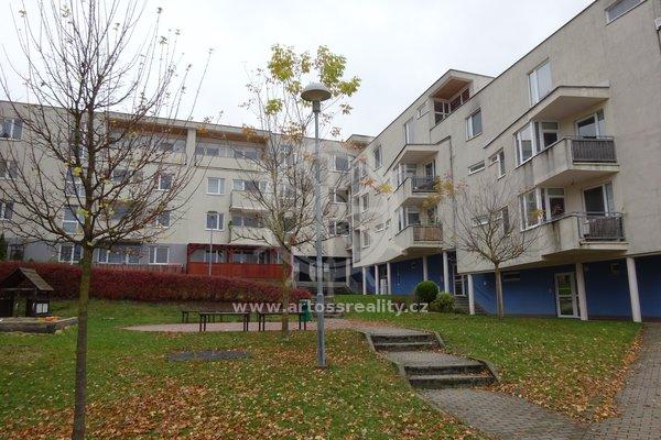 Prodej bytu 2+kk vč. parkovacího místa, ulice Kamnářská, Blansko, sídliště Zborovce, CP 44m² - Blansko