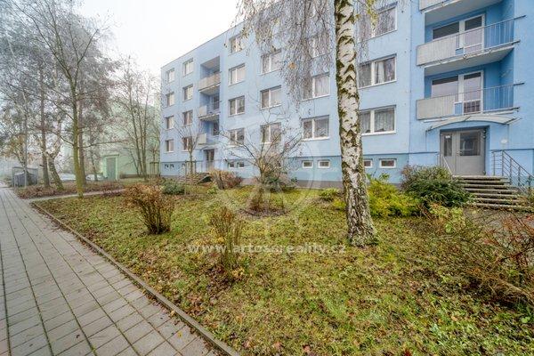 Prodej bytu OV 3+1 s balkonem, na ulici Zborovská, Náměšť nad Oslavou, CP 72,3m2