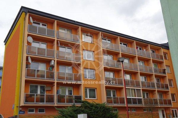 Prodej, byt 3+kk,  ulice Dvorská, sídliště Sever, CP 59m² - Blansko