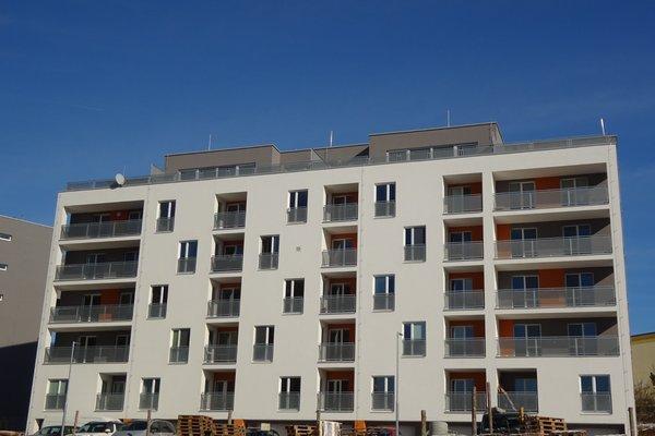 Pronájem bytu 2+kk, ulice Nad Čertovkou, CP 54 m² - Blansko