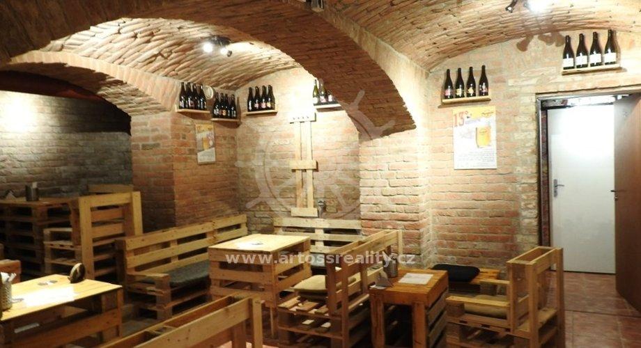 Bar, ul. Vídeňská, Brno