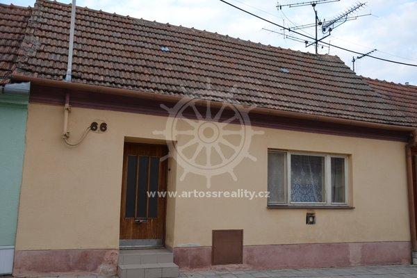 Prodej rodinného domu 2+1 v Němčanech