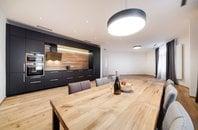Prodej bytu 3+kk, 124m² - Brno - Veveří, ulice Údolní, po kompletní rekonstrukci, klimatizace, balkon