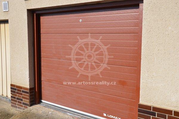 Pronájem garáže 15 m² - Brno-Medlánky