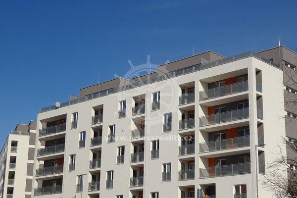 Pronájem bytu 2+kk, ulice Nad Čertovkou, CP 62 m² - Blansko