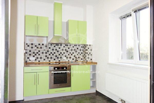 (9) Pronájem krásného bytu 1+kk, Mostecká ul., Husovice, 34 m²