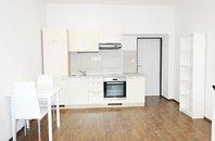 (406B) Pronájem zařízeného bytu 1+kk v centru Brna, ul. Bratislavská, UP 32m2