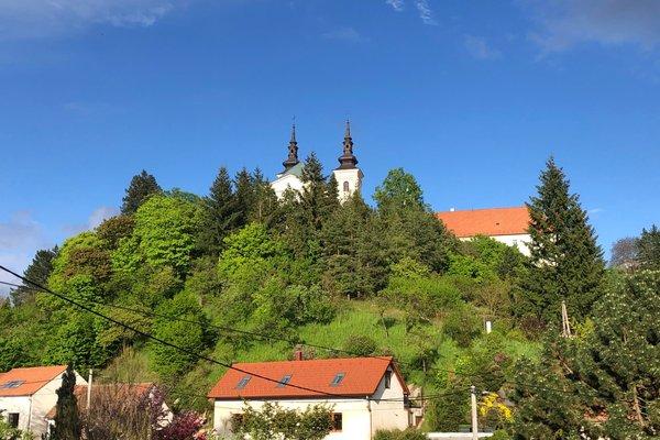 Pronájem rodinného domu 3+1 s garáží a zahradou, obec Vranov, okr. Brno-Venkov,  CP - 85m2