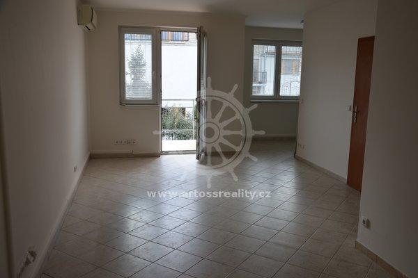 Pronájem bytu 2+kk 53 m² se zahradou - Brno-Štýřice