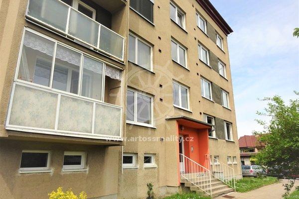 Prodej, byt 3+kk, ulice Poříčí, Blansko, centrum, CP 61m² - Blansko