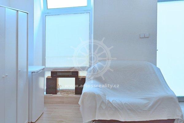 Pronájem studia, Brno-střed, ul. Vodní, UP 27 m²