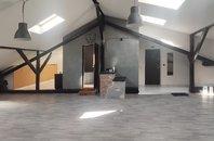Pronájem podkrovního atelieru, ul. Jánská, Brno-střed, UP 150m²