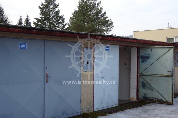 Prodej, garáž, ulice Křížkovského, Blansko, CP 20m² - Blansko