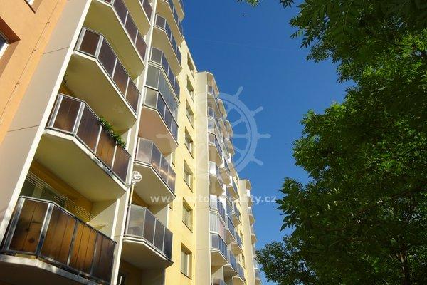 Pronájem, byt 2+1, ulice Jasanová, Blansko, sídliště Písečná, CP 54m² - Blansko