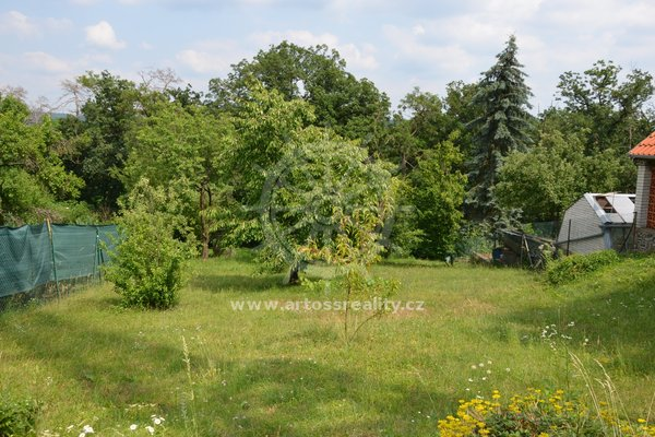 Prodej pozemku - zahrady, 631m² - Brno - Ivanovice