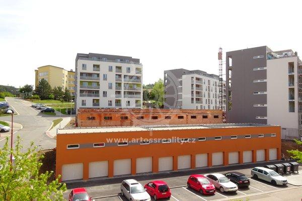 Pronájem, garáž, ulice Jasanová, Blansko CP 19m² - Blansko