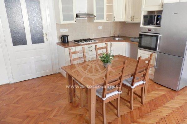Prodej vybaveného bytu 3+kk, Brno - Žabovřesky, ul. Zborovská, UP 67 m²
