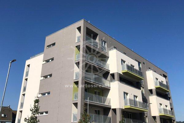 Pronájem, byt 2+kk, ulice Nad Čertovkou, Blansko, sídliště Písečná, CP 58,20m²