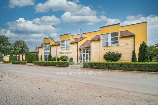 Prodej penzionu s obchodním prostorem, Senorady, Brno-venkov