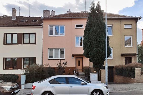 Prodej RD 4+2 se zahradou, Brno - Černá Pole, ul. Břenkova, CP 264 m²
